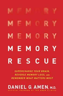 Memory Rescue by Dr. Daniel Amen