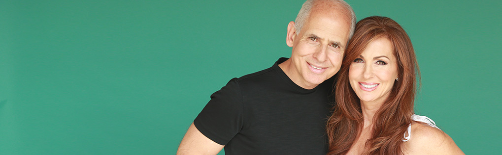 Dr. Daniel Amen with wife Tana