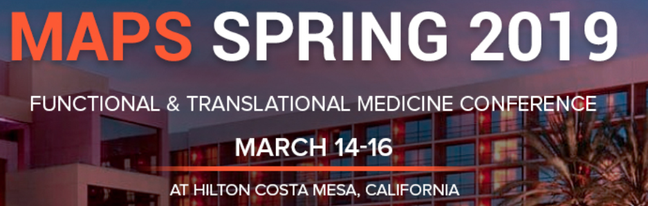 MAPS Spring Conference 2019 | Daniel G  Amen, MD